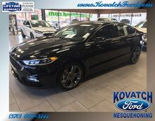 2017 Ford Fusion Sport Nesquehoning PA