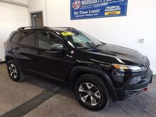 2016 Jeep Cherokee Trailhawk LEATHER Listowel ON