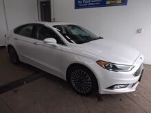 2017 Ford Fusion SE AWD LEATHER NAVI SUNROOF Listowel ON