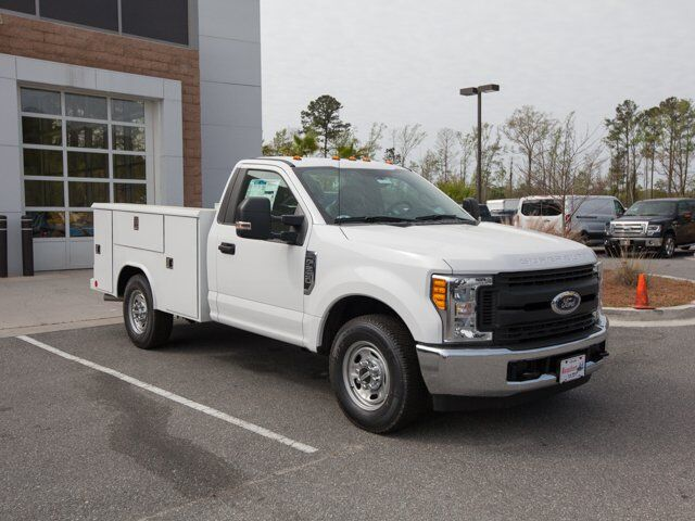 2017 ford super duty f 250 srw xl hardeeville sc 17155216. Black Bedroom Furniture Sets. Home Design Ideas