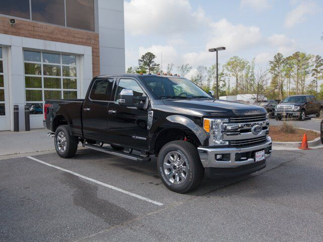 2017 ford super duty f 250 srw lariat hardeeville sc 17260560. Black Bedroom Furniture Sets. Home Design Ideas