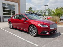 2017 Lincoln Continental Select Hardeeville SC