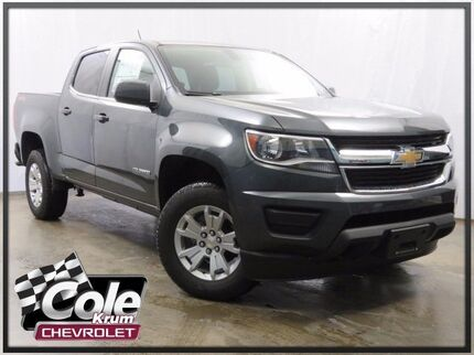 2017 Chevrolet Colorado 4WD Crew Cab 128.3' LT Southwest MI