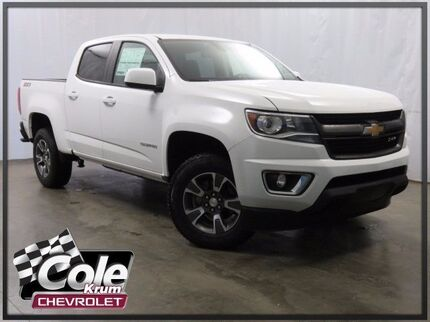 2017 Chevrolet Colorado 4WD Crew Cab 128.3' Z71 Southwest MI