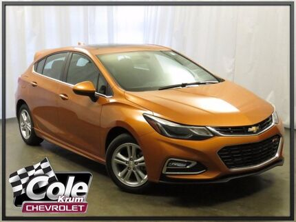 2017 Chevrolet Cruze 4dr HB 1.4L LT w/1SD Southwest MI