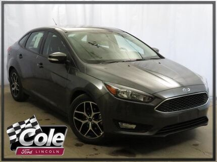 2017 Ford Focus SEL Sedan Southwest MI