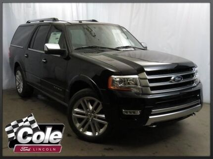2017 Ford Expedition EL Platinum 4x4 Southwest MI