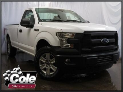 2016 Ford F-150 4WD Reg Cab 141' XL Southwest MI