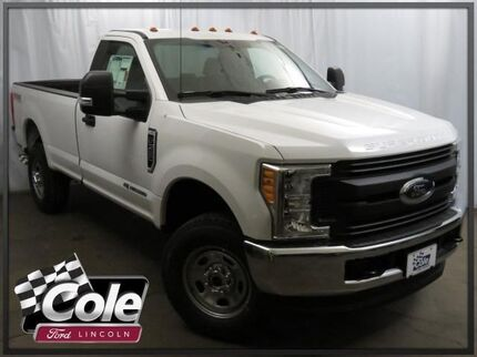 2017 Ford Super Duty F-350 SRW XL 4WD Reg Cab 8' Box Southwest MI