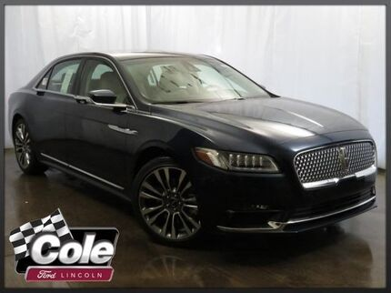 2017 Lincoln Continental Reserve AWD Southwest MI
