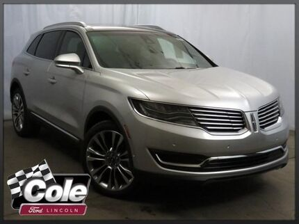2016 Lincoln MKX AWD 4dr Reserve Southwest MI