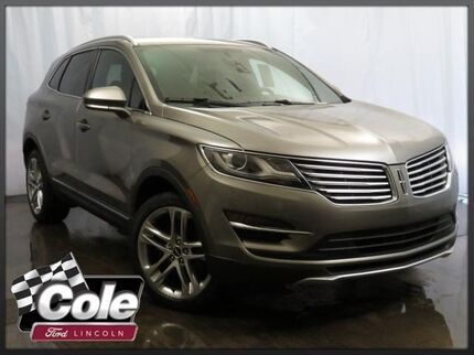 2017 Lincoln MKC Reserve AWD Southwest MI