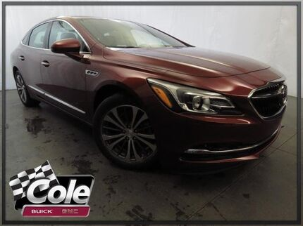 2017 Buick LaCrosse 4dr Sdn Preferred FWD Southwest MI