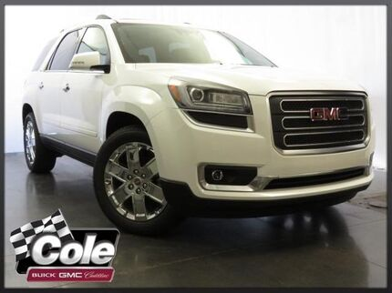 2017 GMC Acadia Limited FWD 4dr Limited Southwest MI