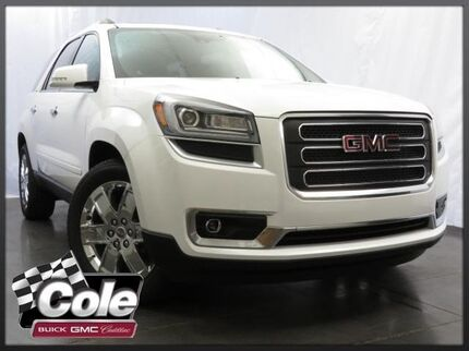 2017 GMC Acadia Limited AWD 4dr Limited Southwest MI