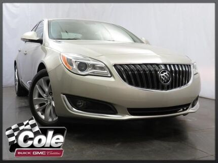 2016 Buick Regal 4dr Sdn Turbo FWD Southwest MI