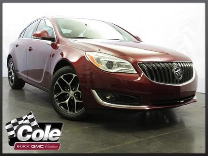 2017 Buick Regal 4dr Sdn Sport Touring FWD Portage MI
