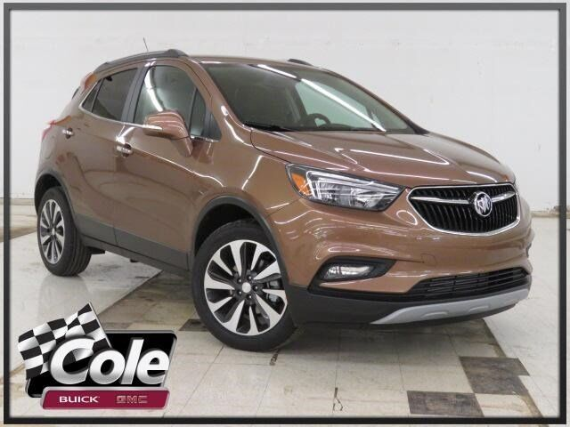 2017 buick encore fwd 4dr preferred ii portage mi 16342952. Black Bedroom Furniture Sets. Home Design Ideas