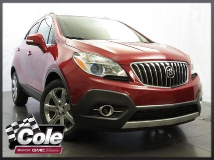 2016 Buick Encore FWD 4dr Leather Southwest MI