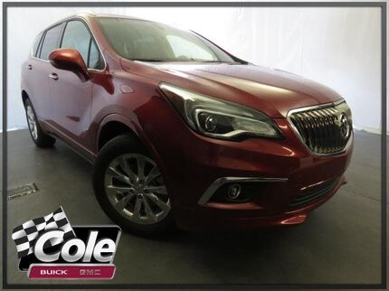 2017 Buick Envision FWD 4dr Essence Portage MI