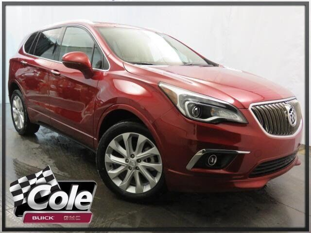 2017 buick envision awd 4dr premium i portage mi 16644259. Black Bedroom Furniture Sets. Home Design Ideas