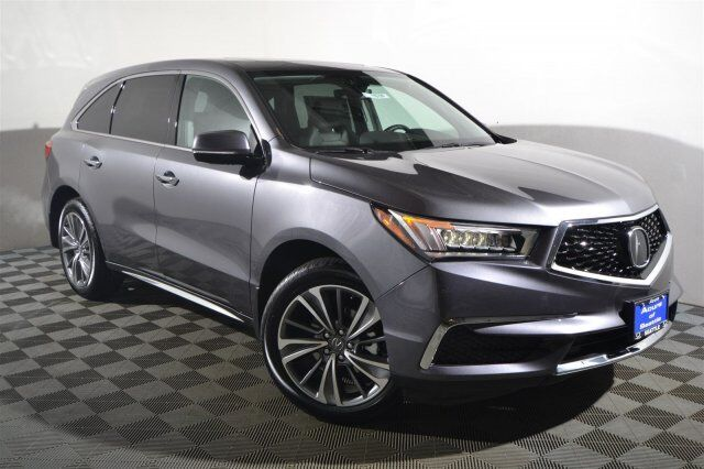 2017 acura mdx w technology pkg seattle wa 17076483. Black Bedroom Furniture Sets. Home Design Ideas