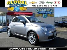 2015 FIAT 500 Pop North Plainfield NJ