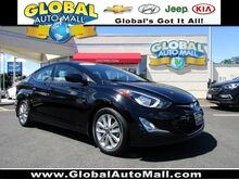 2015 Hyundai Elantra SE North Plainfield NJ