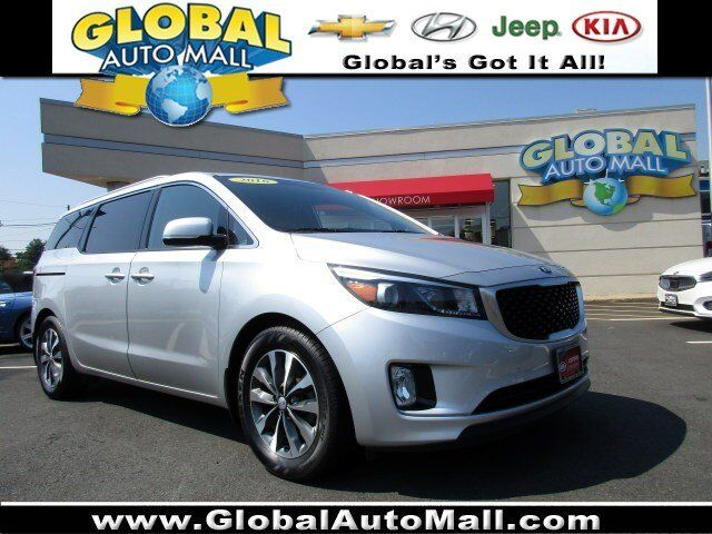 2016 Kia Sedona SX North Plainfield NJ