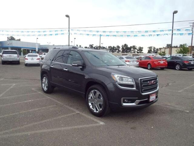 2017 GMC Acadia Limited Limited Patterson CA