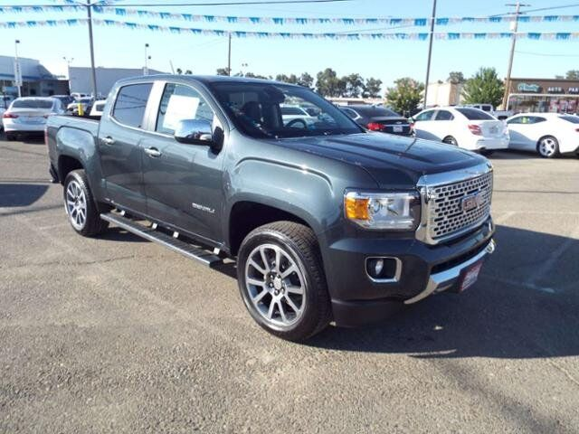 2017 GMC Canyon 4WD Denali Patterson CA