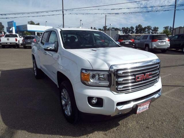 2017 GMC Canyon 4WD SLT Patterson CA