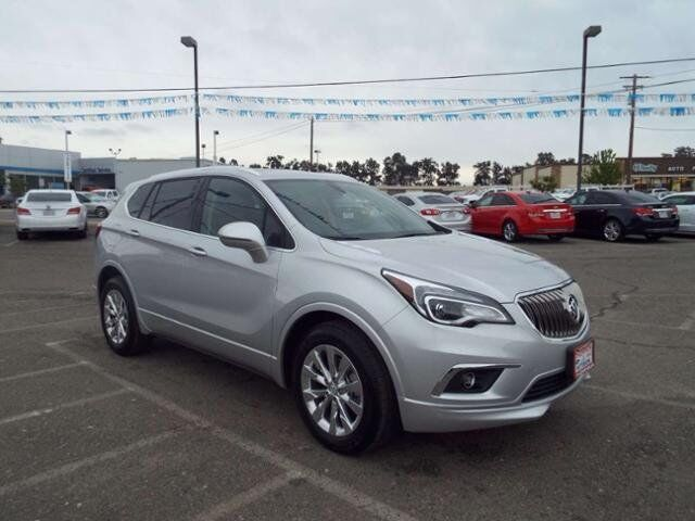 2017 Buick Envision Essence Patterson CA