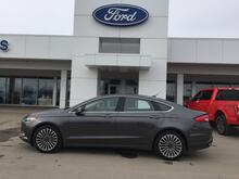 2017 Ford Fusion SE Luxury Edmonton AB