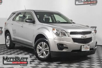 2012 Chevrolet Equinox LS Egg Harbor Township NJ