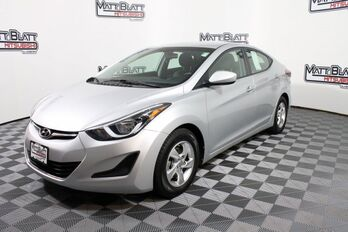 2014 Hyundai Elantra SE Egg Harbor Township NJ