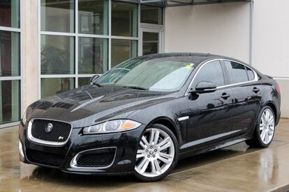 2013 Jaguar XF V8 XFR RWD Seattle WA
