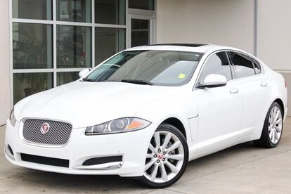 2014 Jaguar XF V6 SC Seattle WA