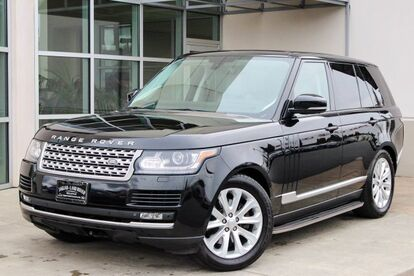 2014 Land Rover Range Rover HSE Seattle WA