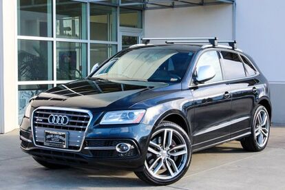 2014 Audi SQ5 Prestige Seattle WA