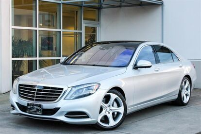 2014 Mercedes-Benz S-Class S 550 Seattle WA
