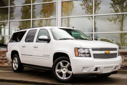 2014 Chevrolet Suburban LTZ Seattle WA