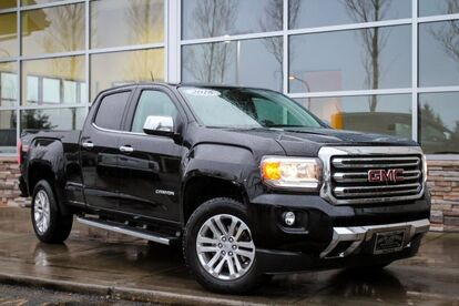 2016 GMC Canyon 4WD SLT Seattle WA