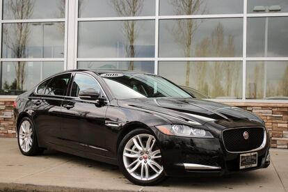 2016 Jaguar XF 35t Prestige Seattle WA