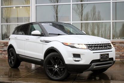 2015 Land Rover Range Rover Evoque Pure Plus Seattle WA