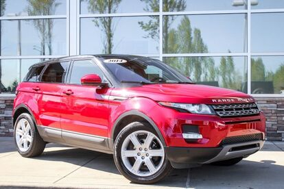 2014 Land Rover Range Rover Evoque Pure Plus Seattle WA