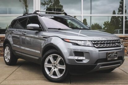 2013 Land Rover Range Rover Evoque Pure Premium Seattle WA
