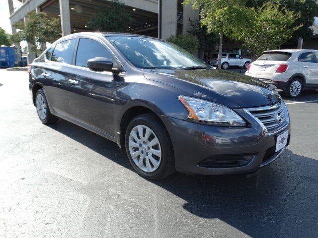 2014 nissan sentra sv san antonio tx 13554453. Black Bedroom Furniture Sets. Home Design Ideas