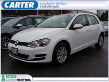 2016 Volkswagen Golf S 1.8T PZEV Seattle WA