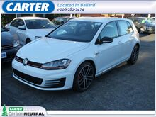 2017 Volkswagen Golf GTI Sport Seattle WA